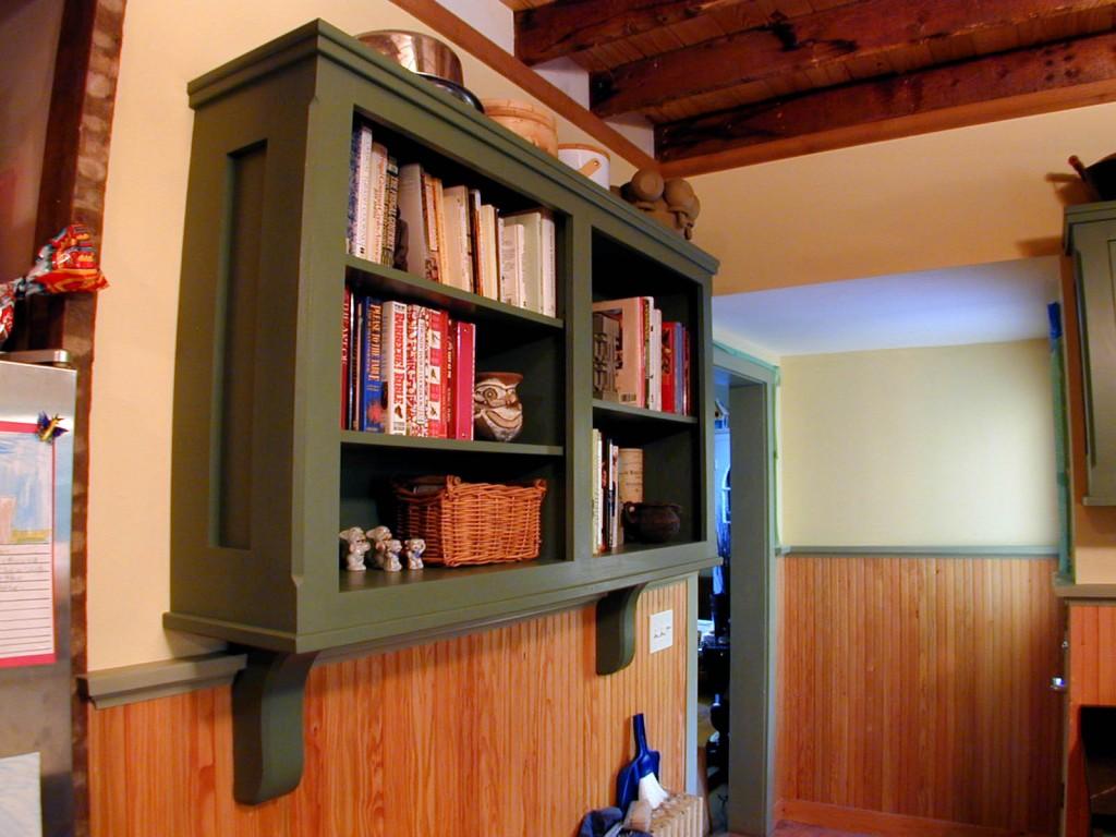 farm kichen library shelves 1024x768 Historic Kitchen