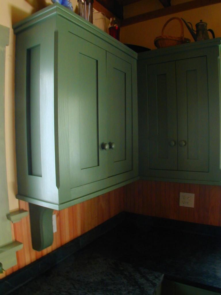 farm wall cabinets pshop1 768x1024 Historic Kitchen