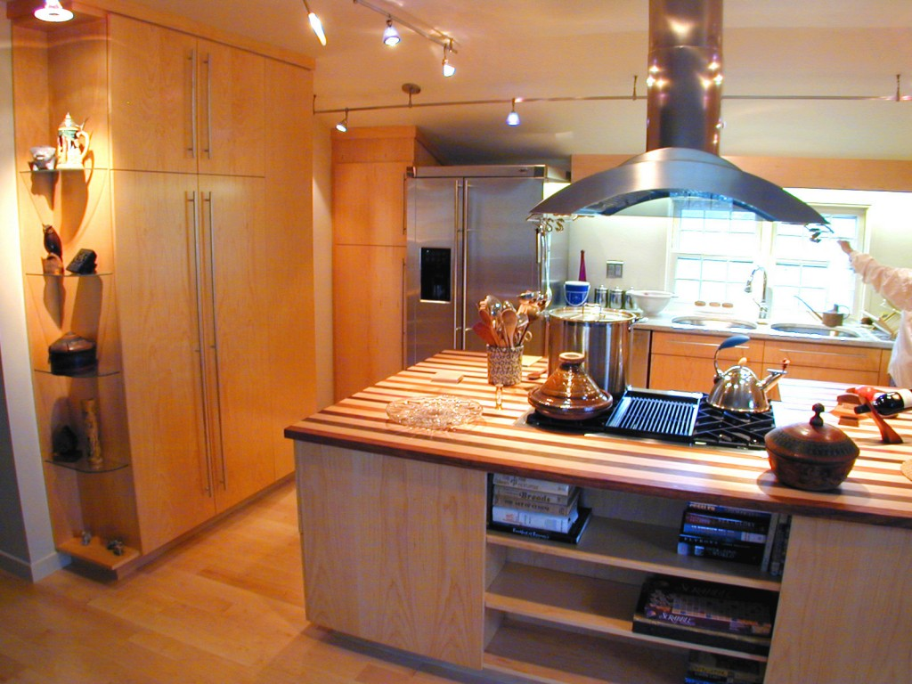 left side 1024x768 A Thoroughly Modern Kitchen