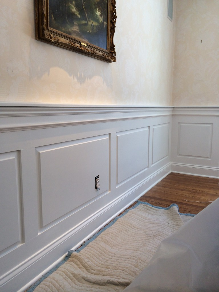wains1 e1416171027922 768x1024 Building and Installing Wainscot